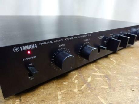 YAMAHA C-2 ステレオプリアンプ ジャンク