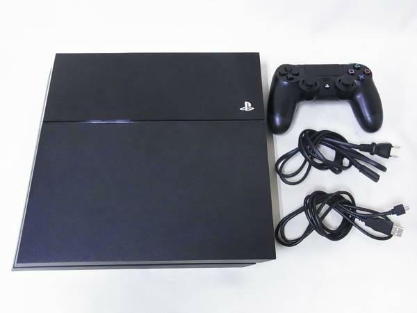 ソニー PS4 CUH-1000A 本体+コントローラー+ケーブル
