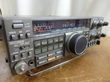 KENWOOD TS-440S無線機