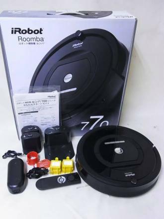 iRobot ルンバ 770 お掃除ロボット