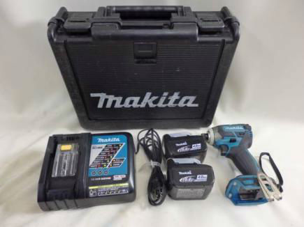 Makita TD137D インパクトドライバー
