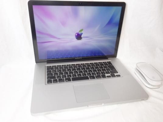 MacBook Pro 15.4Core i7 4G 750GB